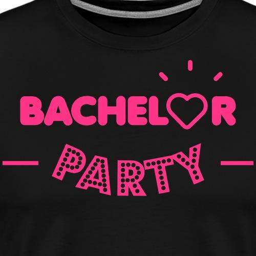 Bachelor party - T-shirt Premium Homme