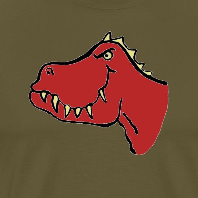 T Rex, Red Dragon