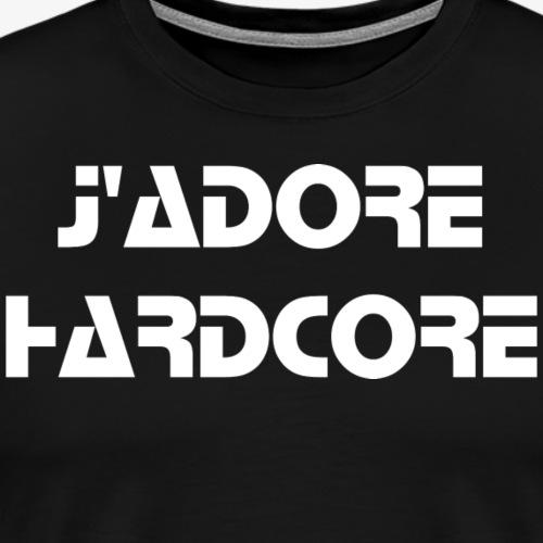 J'adore... - Männer Premium T-Shirt