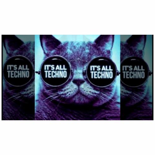 I'ts all Techno... - Männer Premium T-Shirt