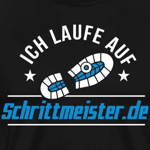 Schrittmeister - Sportauswahl - Männer Premium T-Shirt