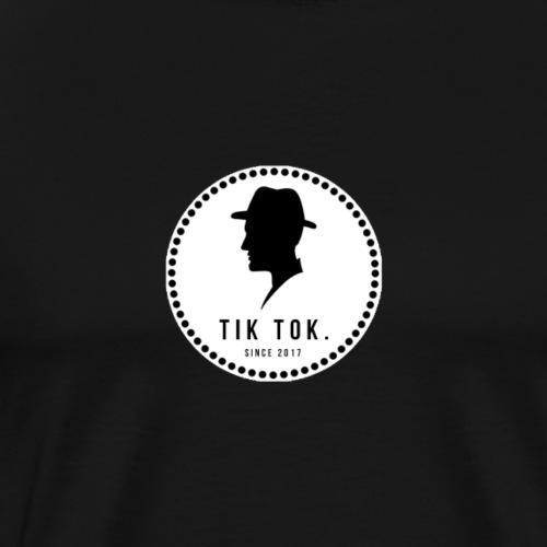Tik Tok Clothing - Herre premium T-shirt