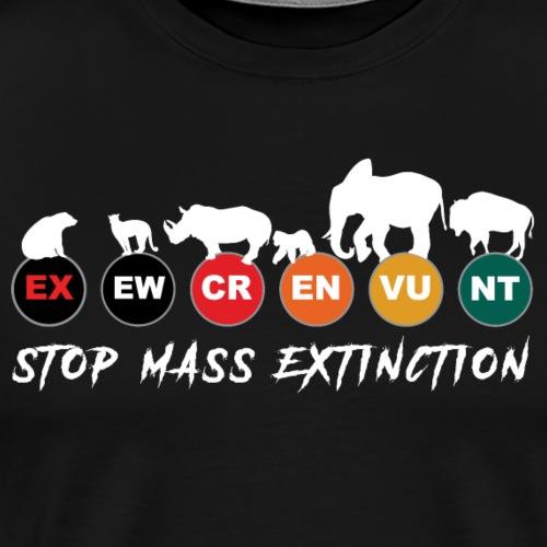 Stoppons la sixième extinction de masse!