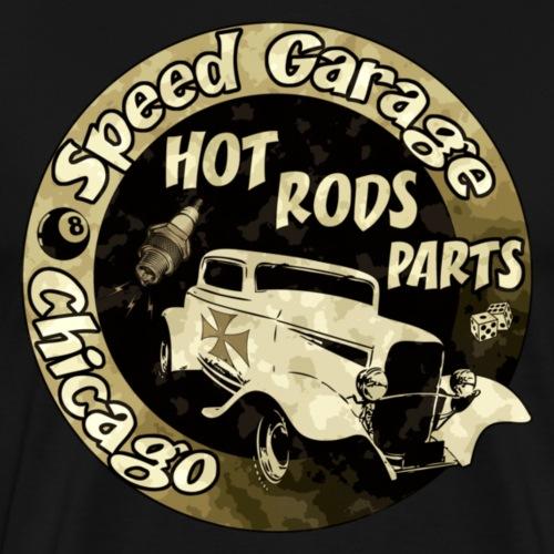 Hot Rods Parts - Men's Premium T-Shirt