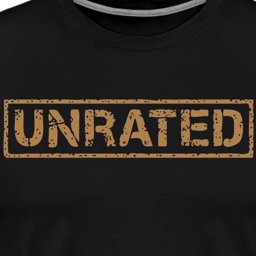 unrated - Männer Premium T-Shirt