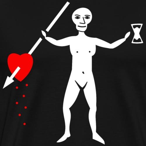John Quelch Flag - T-shirt Premium Homme