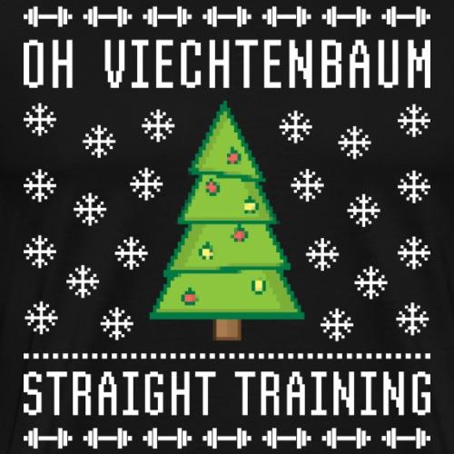 Oh Viechtenbaum - Männer Premium T-Shirt