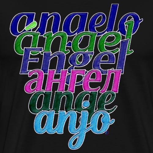 Angel - Maglietta Premium da uomo
