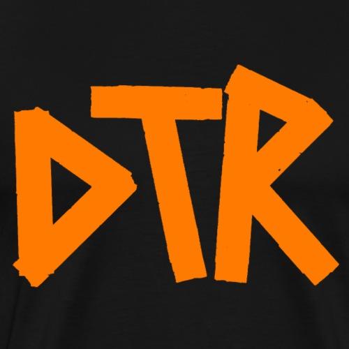Dub Tribe Rising - Trashlogo - Männer Premium T-Shirt