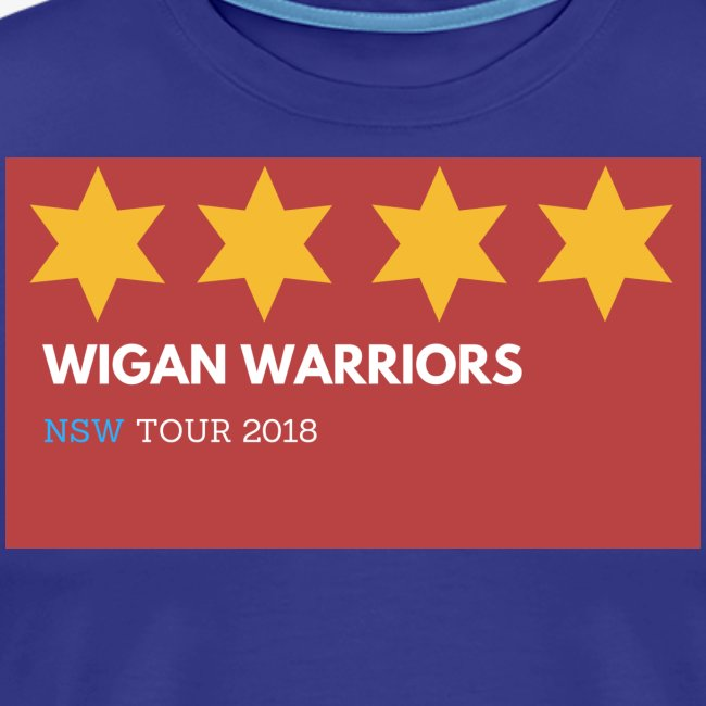 Wigan warriors NSW 2 TOUR