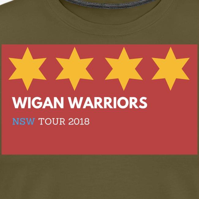 Wigan warriors NSW 2 TOUR