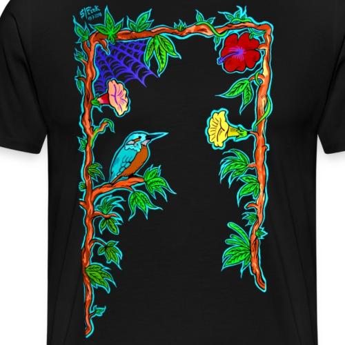 Eisvogel - Männer Premium T-Shirt