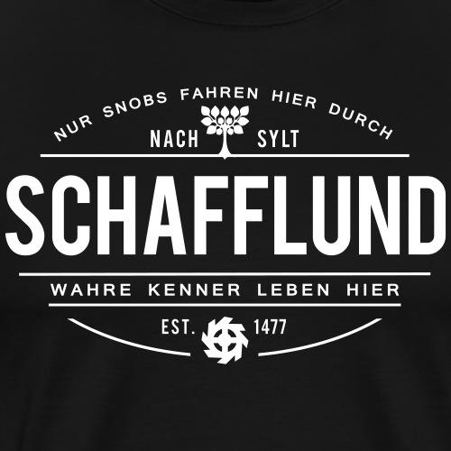 Schafflund - für Kenner 1 - Männer Premium T-Shirt