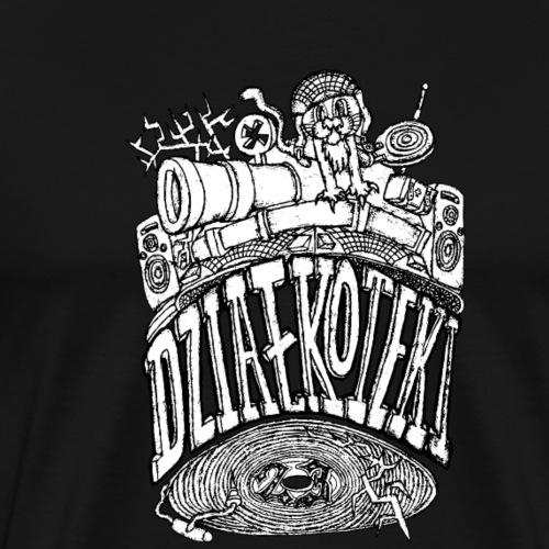 dzialkotekI - Koszulka męska Premium