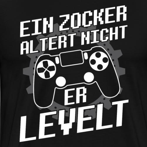 ZOCKEN/GAMER - Männer Premium T-Shirt