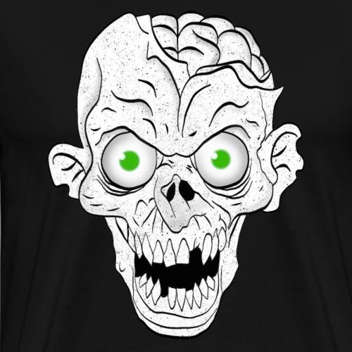 Skull - Totenkopf - Männer Premium T-Shirt
