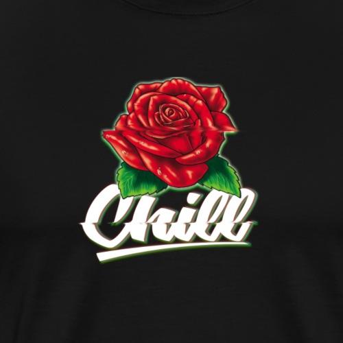 Chill # 2 - Premium T-skjorte for menn
