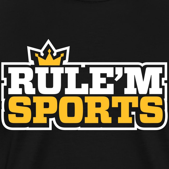 rulem sports vector white outline