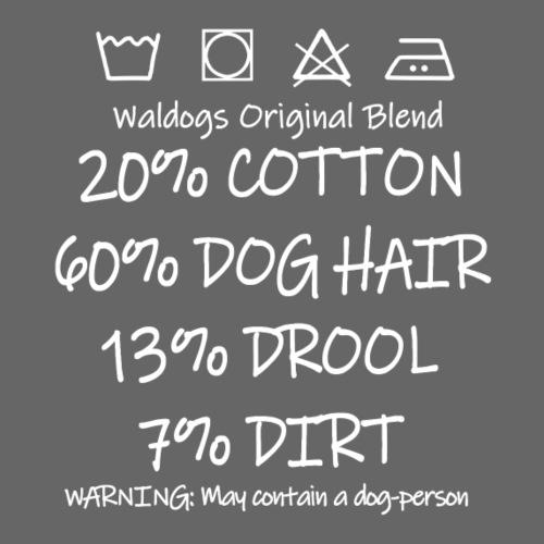 Waldogs Original Blend II - Miesten premium t-paita