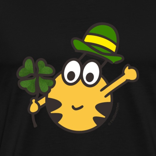 Glücksbringer - Männer Premium T-Shirt