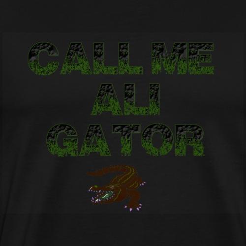 aligator2 - Männer Premium T-Shirt