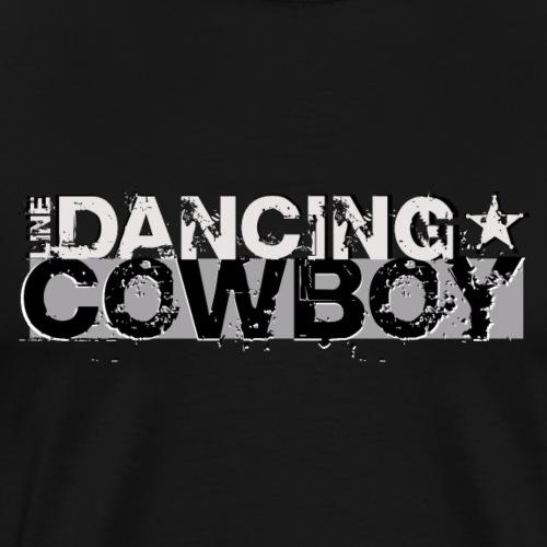 kl_linedance69 - Männer Premium T-Shirt
