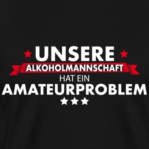 Amateurmannschaft Alkoholproblem