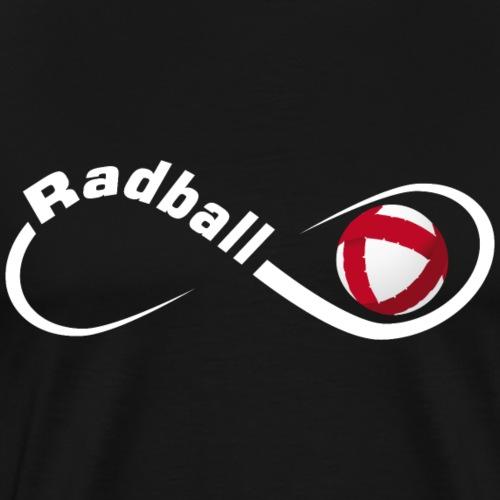 Radball 4 Ever - Männer Premium T-Shirt
