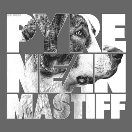 Pyrenean Mastiff N - Miesten premium t-paita