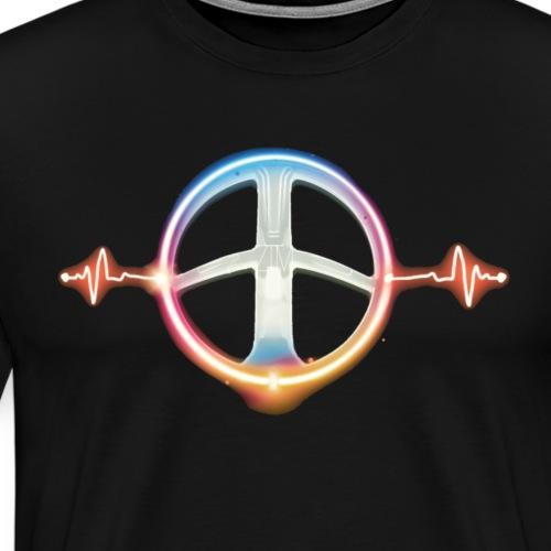 I ♥ Metaldetecting - Männer Premium T-Shirt
