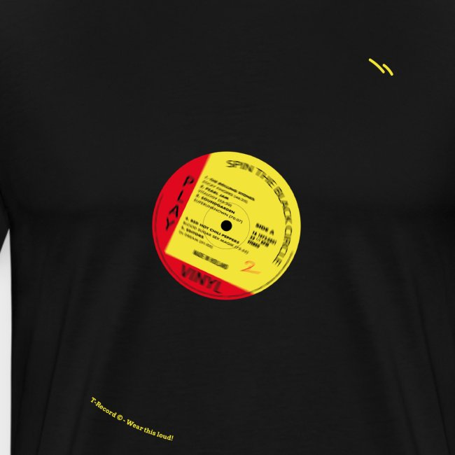 T-Record - Classic Elpee Design