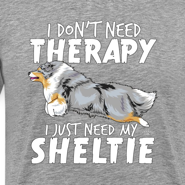 Sheltie Therapy I