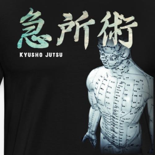 KYUSHO JUTSU - T-shirt Premium Homme
