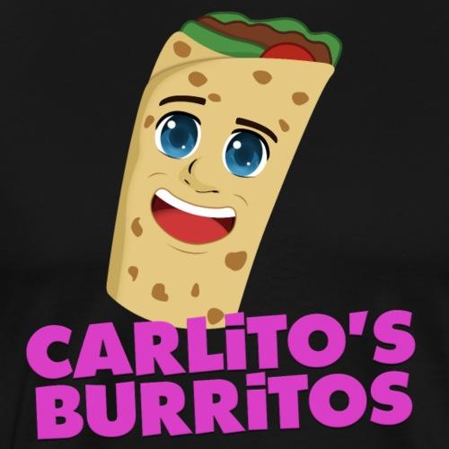 Carlito's Burritos - Men's Premium T-Shirt