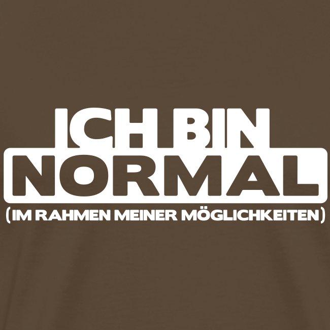 ich bin normal 02