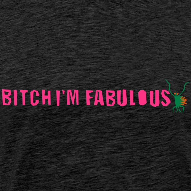 Bitch, I'm fabulous modliszka, długie