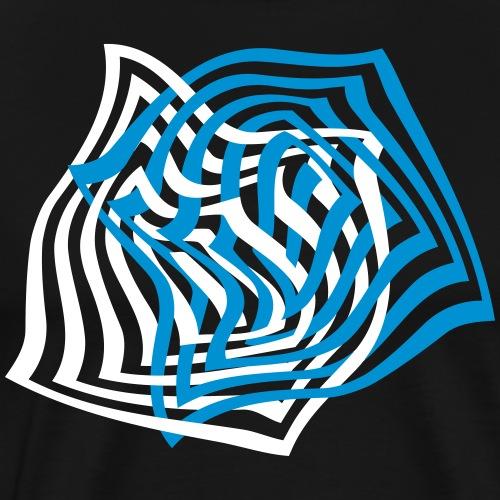 Gewebe - Männer Premium T-Shirt