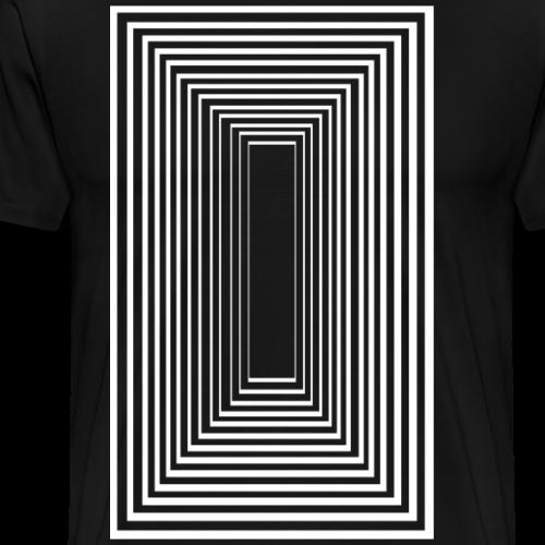 Tunnel Vision - Men's Premium T-Shirt