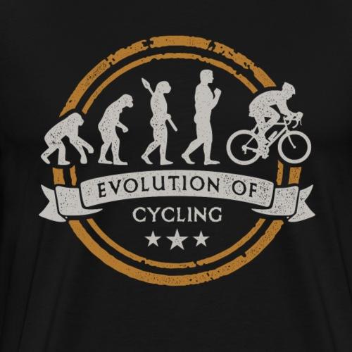 Evolución Del Ciclista