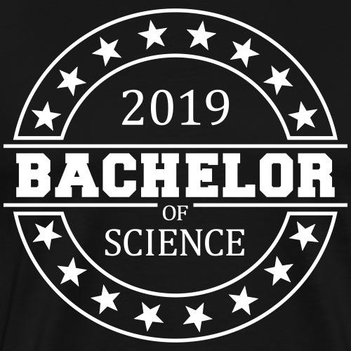 Bachelor of Science 2019 - Männer Premium T-Shirt