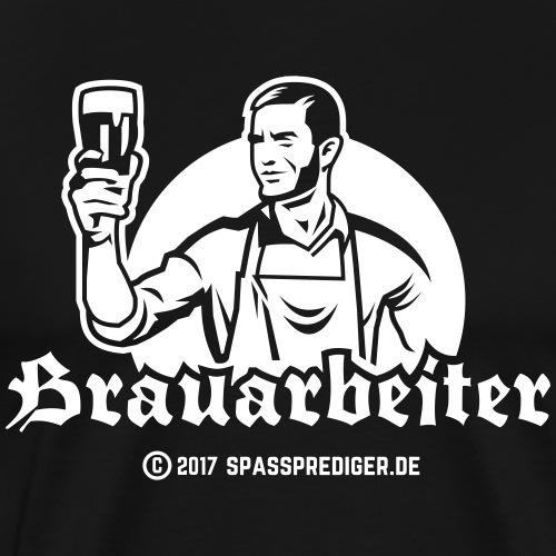 Brauarbeiter - Männer Premium T-Shirt