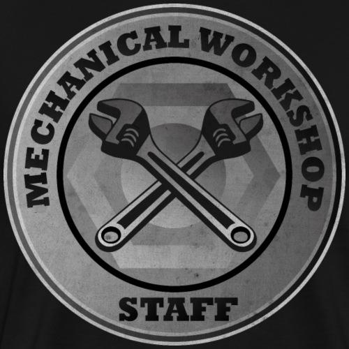 Mechanical Workshop - Camiseta premium hombre