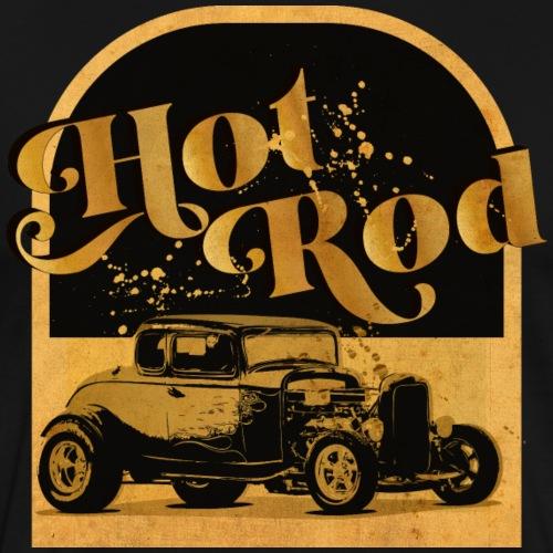 Hot Rod Session - Camiseta premium hombre