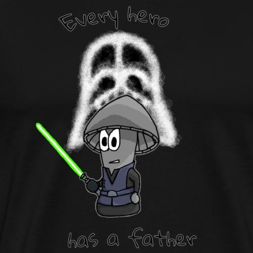 Design_StW_FatherHero - T-shirt Premium Homme