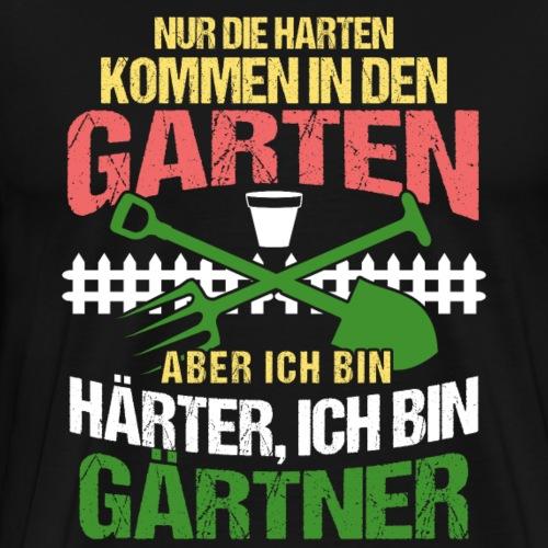 Gaertner Stark und Tough - Männer Premium T-Shirt