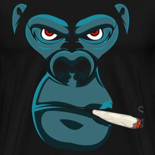 Gorillaz - Camiseta premium hombre
