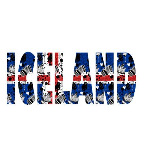 Iceland World Cup - Männer Premium T-Shirt