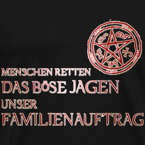 Family-Business - Männer Premium T-Shirt