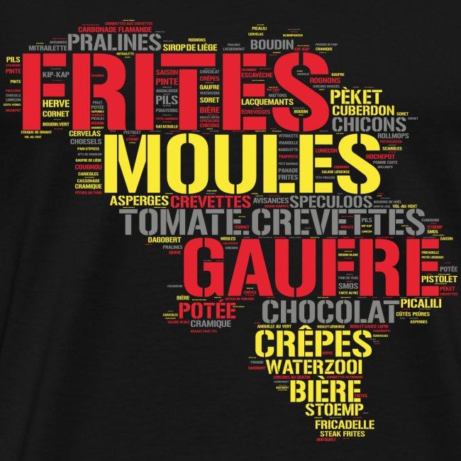 Belgium FR 3 couleurs