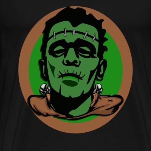 Halloween Frankenstein - Männer Premium T-Shirt
